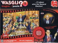 Wasgij? Imagine #1 If Labour Wins the General Election, 1000 brikker (1)