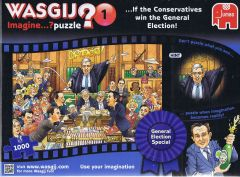 Wasgij? Imagine #1 If the Conservatives Win the General Election, 1000 brikker (1)