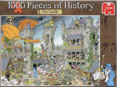 1000 Pieces of History - The Castle (1)