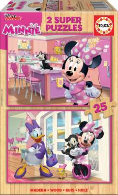 Minnie Happy Helpers, 2x25 brikker (1)