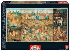The Garden of Earthly Delights, 9000 brikker (1)
