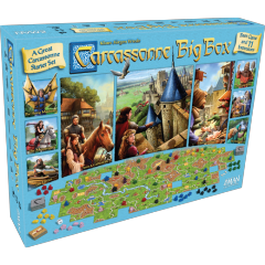 Carcassonne Big Box (1)