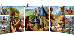 Carcassonne Big Box (2)