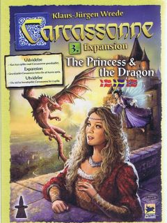 Carcassonne - The Princess & the Dragon (1)