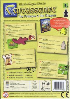 Carcassonne - The Princess & the Dragon (2)