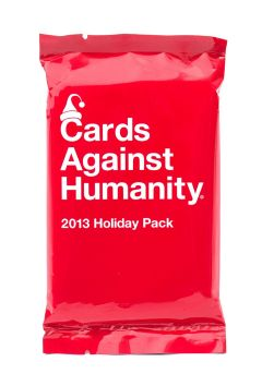 Cards against Humanity - 2013 Holiday pack (1)