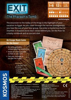 EXIT: The Game - The Pharaoh's Tomb (3)