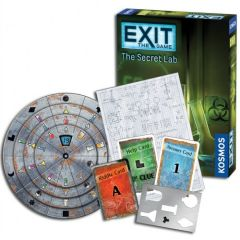 EXIT: The Game - The Secret Lab (2)