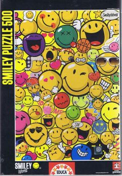 Smiley World, 500 brikker (1)