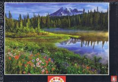 Rainier Reflections, 1500 brikker (1)