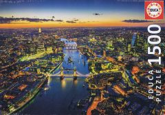 London aerial View, 1500 brikker (1)
