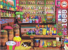 The Candy Shop, 1000 brikker (1)