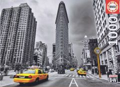 Flatiron Building - New York, 1000 brikker (1)