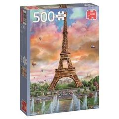 Eiffel Tower, 500 brikker (1)