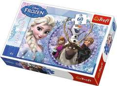 Frozen - Friends, 60 brikker (1)
