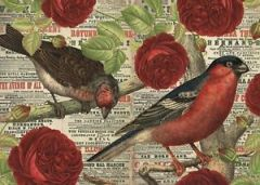 Birds Love Flowers, 500 brikker (2)