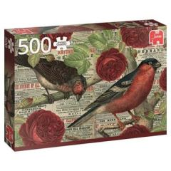 Birds Love Flowers, 500 brikker (1)