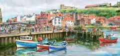 Whitby Harbour, 636 brikker (1)