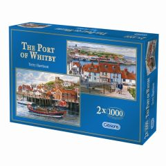 The Port of Whitby, 2x1000 brikker (1)