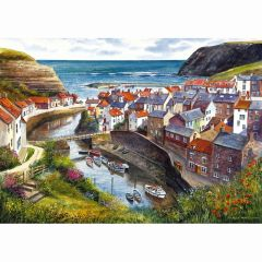 Staithes, 1000 brikker (1)