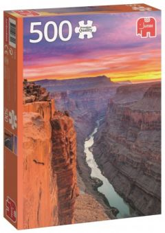 Grand Canyon, 500 brikker (1)