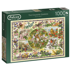 The Country Garden, 1000 brikker (1)
