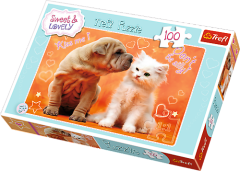 Sweet & Lovely - 100 brikker (1)