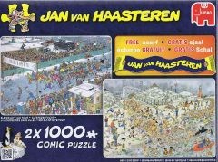 Eleven City Ice Tour og New Year Dip, 2x1000 brikker (1)