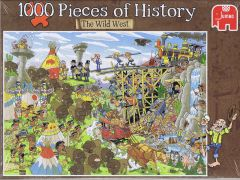 1000 Pieces of History - The Wild West (1)