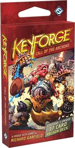 Single Deck: KeyForge Call of the Archons - Archon Deck (1)