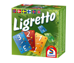 Ligretto: Grøn (1)