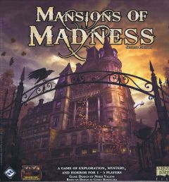 Mansions of Madness 2nd edition (1)