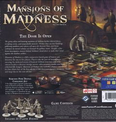 Mansions of Madness 2nd edition (2)