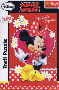 Minnie Mouse, 260 brikker (1)
