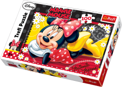 Minnie Mouse - 100 brikker (1)