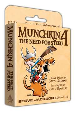 Munchkin 4, The need for steed (1)
