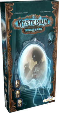 Mysterium: Secrets & Lies (1)