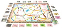 Ticket to Ride: United Kingdoms og Pennsylvania - Map Collection #5 (4)