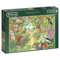 A Woodland Trail, 1000 brikker (1)