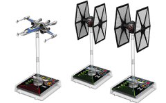 Star Wars: X-Wing Miniatures Game: The Force Awakens (3)