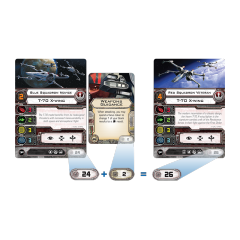Star Wars: X-Wing Miniatures Game: The Force Awakens (4)