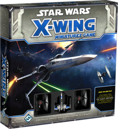 Star Wars: X-Wing Miniatures Game: The Force Awakens (1)