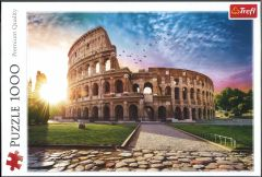 Sun-drenched Colosseum, 1000 brikker (1)
