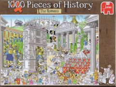 1000 Pieces of History - The Romans (1)