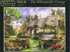 The Whitesmiths Cottage, 1000 brikker (1)