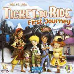 Ticket to Ride First Journey - Europe (1)