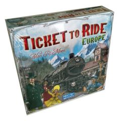 Ticket to ride Europe (1)