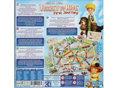 Ticket to Ride First Journey - Europe (2)