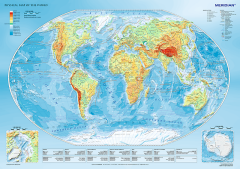 Map of the World, 1000 brikker (2)