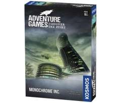 Adventure Games: Monochrome Inc. (1)